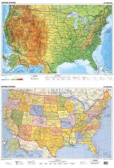 Sua Harta Fizico Geografica Harta Administrativa Preturi