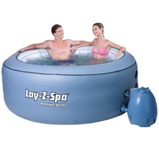 Piscina Gonflabila Bestway - Lay-Z-Spa Blue (  206 x 71 cm )