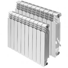 Radiatore proteo infissi del bagno in bagno for Radiatori alluminio ferroli