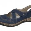 Pantofi dama Rieker din piele lake