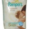 Scutece Pampers Premium Care, Nr. 5, 11 - 25 kg, 21 bucati