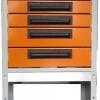 Mobiler metalic Order System cu sertare si cutii pentru dotarea autovehicolelor.