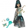 Papusa Monster High Ghouls Rule - CLEO DE NILE