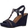 Sandale dama piele Tamaris 1-28349-20-860 bleomarin
