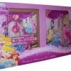 Sambro Set activitati si ghiozdan Disney Princess