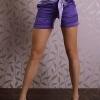 Pantaloni mov Line Up Purple