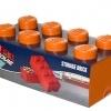 Cutie depozitare LEGO Movie 2x4 portocaliu