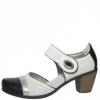 Pantofi dama din piele bogota Rieker